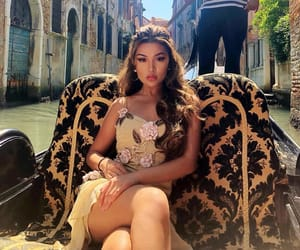 fashion, italy, and koleen diaz image