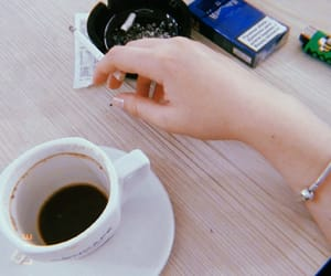 break, caffe, and coffee image