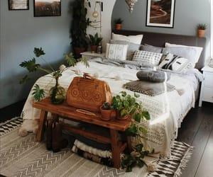 decoracion, dormitorio, and hogar image