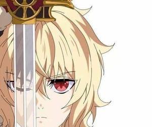 anime, owari no seraph, and mika image