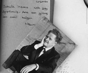 turk, siir, and şiir sokakta image