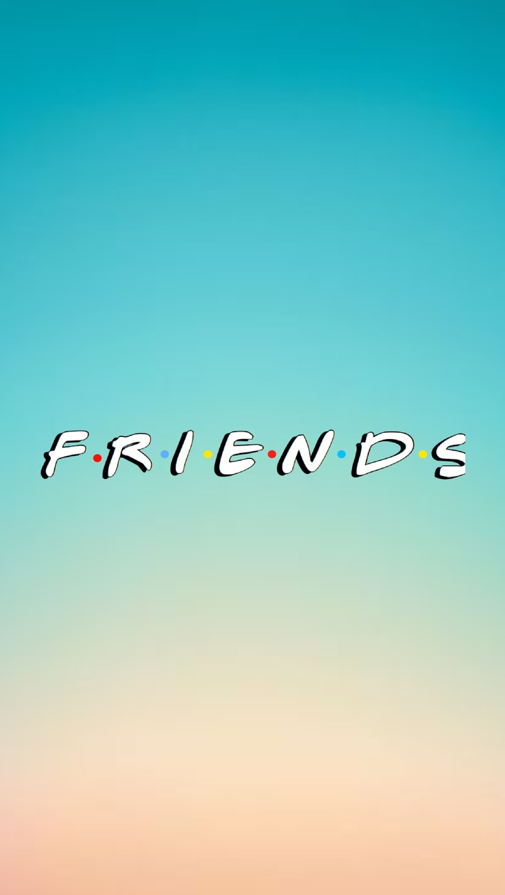Friends Wallpaper Iphone Ombre Free To Use On We Heart It