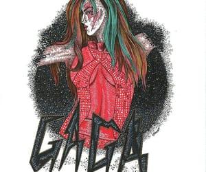 amazing, gaga, and Lady gaga image