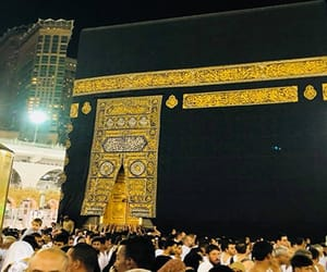 muslim, hajj, and pilgrim image