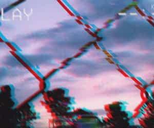 aesthetic, fence, and grunge image