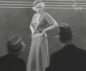 gif, jean harlow, and the beast of the city image