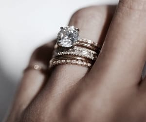 accessories, ring, and jewelry image