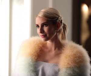 scream queens, emma roberts, and chanel oberlin image
