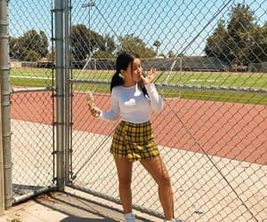 cierra ramirez, the fosters, and outfit image