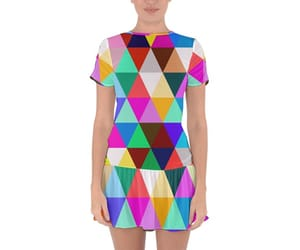 abstract, colorful, and fashion image