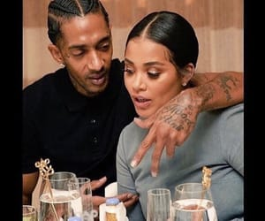 lauren london and couple image