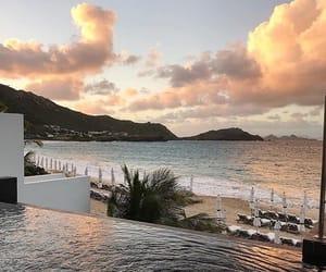 beach, Hot, and luxury image