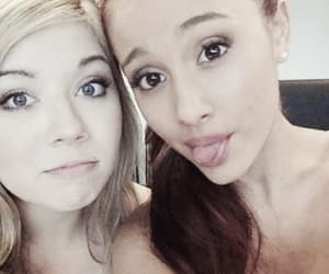 ariana grande, ariana grande friends, and ariana grande photos image