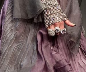 Couture, fashion, and purple image