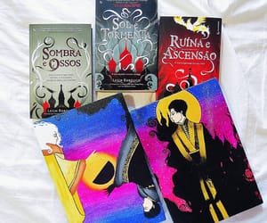 book, grisha trilogy, and trilogia grisha image