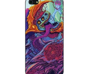 phone cases, iphone 5 5s se case, and cs go hyper beast image