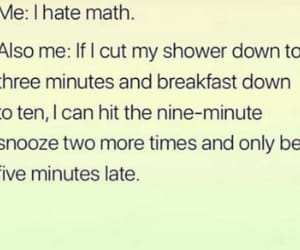 math, tumblr, and relatable image