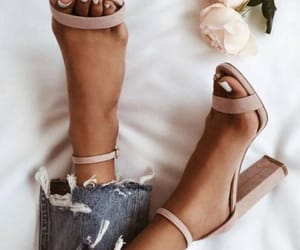 fashion, heels, and clothes image