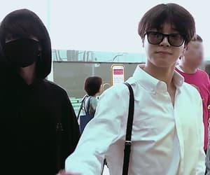 gif, min yoongi, and kim seokjin image