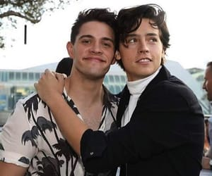 riverdale, casey cott, and cole sprouse image