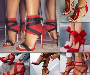 facebook and shoes image