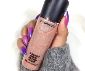 mac, nails, and beauty image