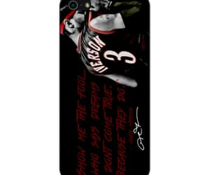phone cases, iphone 5 5s se case, and allen iverson quotes image