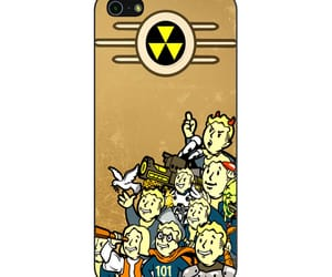 phone cases, iphone 5 5s se case, and vault boy perks fallout image