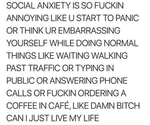 social, social anxiety, and society image