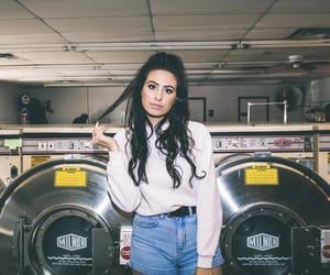 laundromat, retro, and cimorelli image