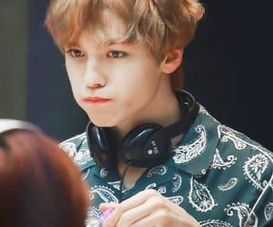 cute boy, Seventeen, and vernon image