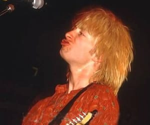 90s, radiohead, and thom yorke image
