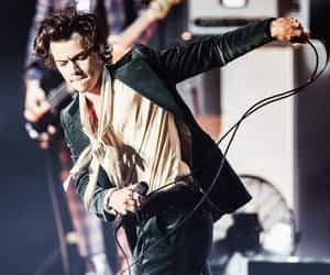 Harry Styles and styles image