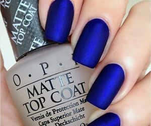 blue, colors, and nails image