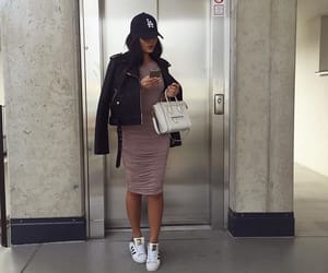 fashion, adidas, and dress image