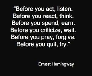advice, black, and forgive image