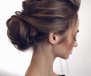 hairstyle and colour hair image