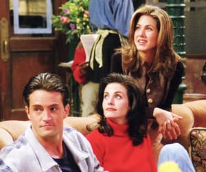 90s, friends, and chandler bing image