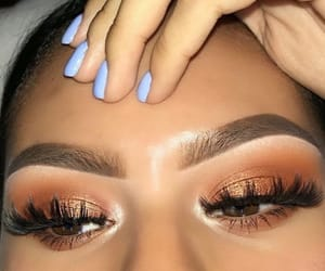 amazing, girly, and eyesshadow image