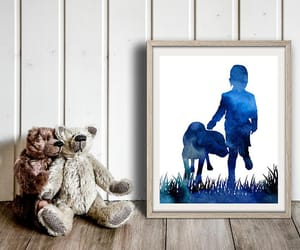 blue, boy, and etsy image