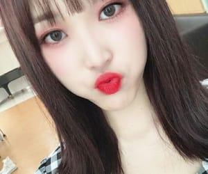 kpop, beauty, and yuju image