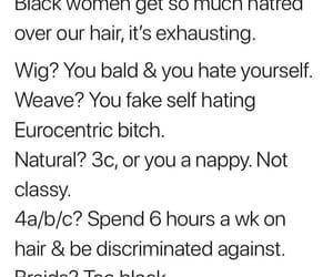 black women, gossip, and hair image