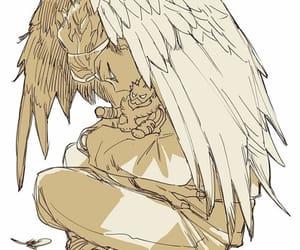 hawks and boku no hero academia image