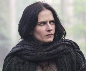 eva green, vanessa ives, and gothic image