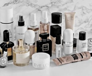 makeup, products, and skincare image