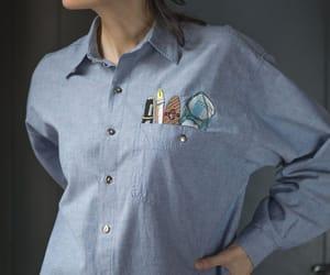 oversized shirt, etsy, and sustainable fashion image