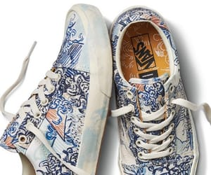 shoes, van gogh, and style image