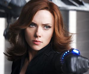 black widow, natasha romanoff, and Avengers image