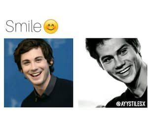 celebrity, fandom, and smile image