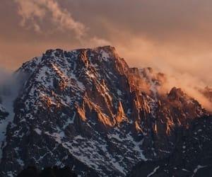 paisaje, montaña, and cima image